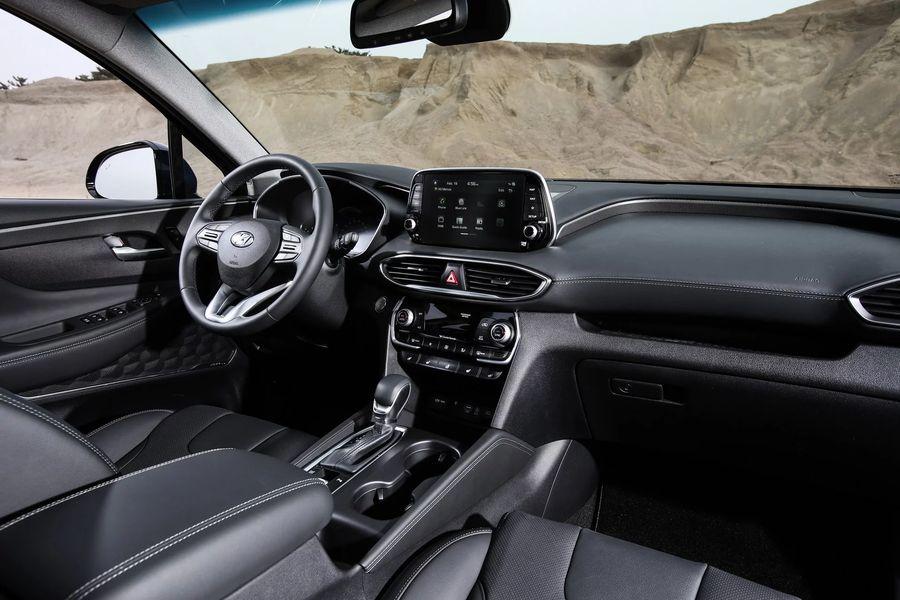 Hình Ảnh Hyundai Santa Fe 2019 giá chỉ 580 triệu VNĐ 6