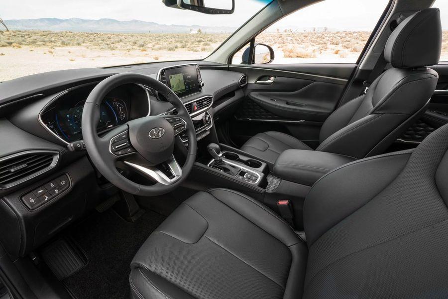 Hình Ảnh Hyundai Santa Fe 2019 giá chỉ 580 triệu VNĐ 9