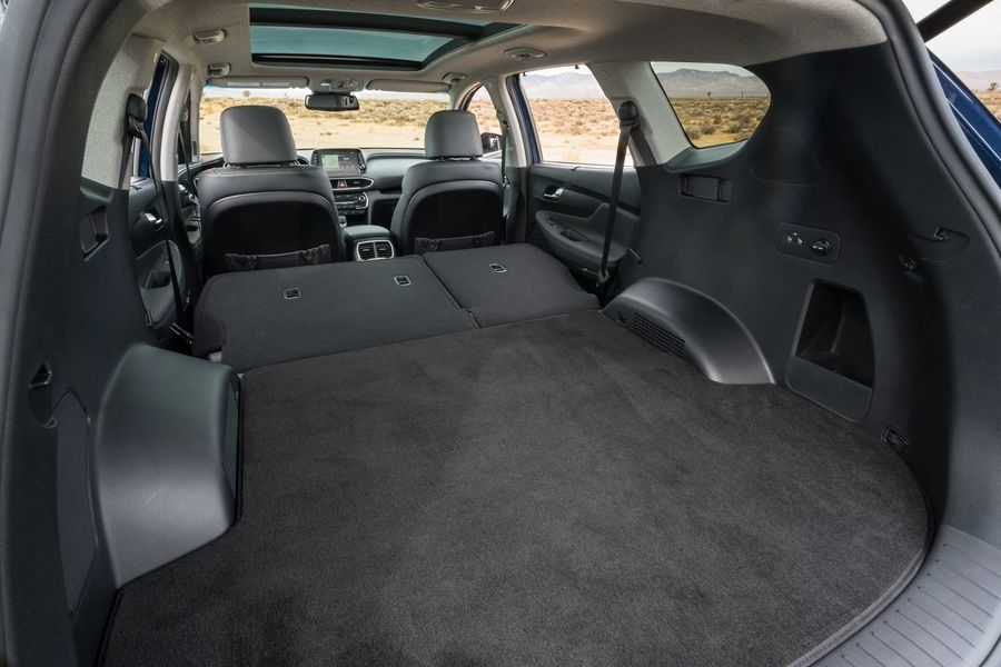 Hình Ảnh Hyundai Santa Fe 2019 giá chỉ 580 triệu VNĐ 8