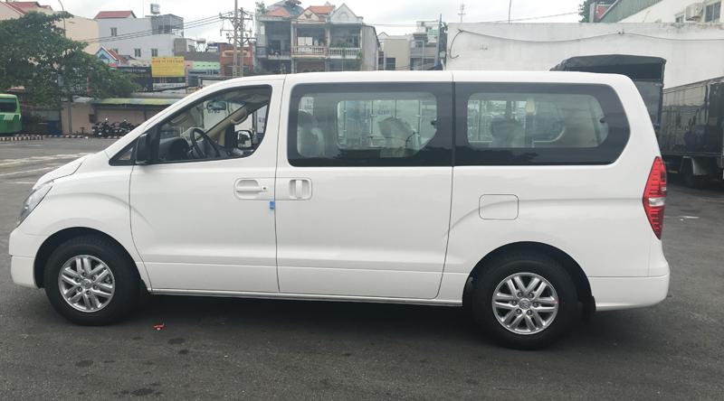 Hình Ảnh Hyundai Starex (H2) 3
